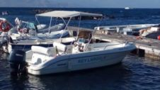 Motorboat Sessa Key Largo 19 for hire