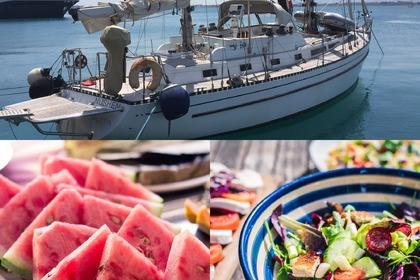 Noleggio Barca a vela Sailing the islands incl. lunch & drinks Classic Ketch 15m Senglea