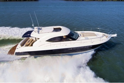 Charter Motorboat Riviera Yachts Charters 55 Sydney