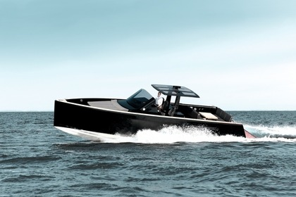 Rental Motorboat FJORD 40 Open Ibiza