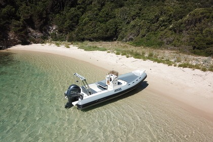 Location Semi-rigide Joker Boat Clubman 22 Bonifacio
