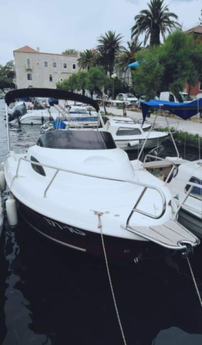 Rental Motorboat Msport Luka530 Trogir