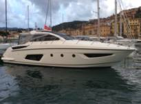 Motorboat Atlantis 44 for hire