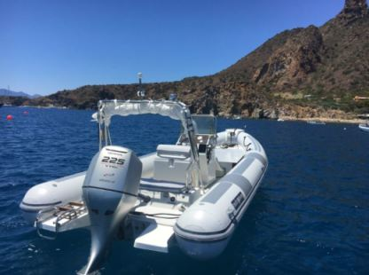 Location Semi-rigide Motonautica Vesuviana 7,50 Mt Panarea