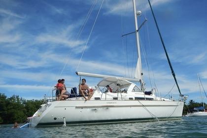 Rental Sailboat Beneteau Oceanis 40 Miami