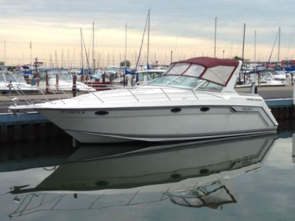 Rental Motorboat Regal Commodore 320 Canet-en-Roussillon