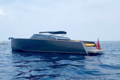Charter Motorboat Van Dutch 40 Cannes