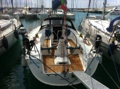Rental Sailboat Bavaria 38 Match Castiglioncello