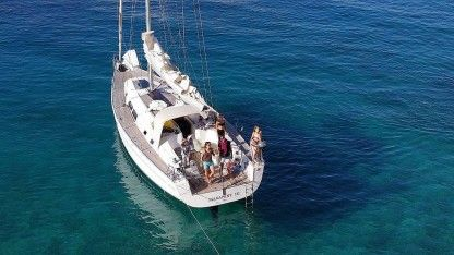 Rental Sailboat Hanse 430E Ajaccio