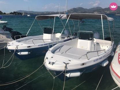 Rental Motorboat No Licence Neded Limeni Lefkada