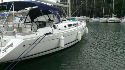Rental Sailboat Jeanneau So 45 Skradin