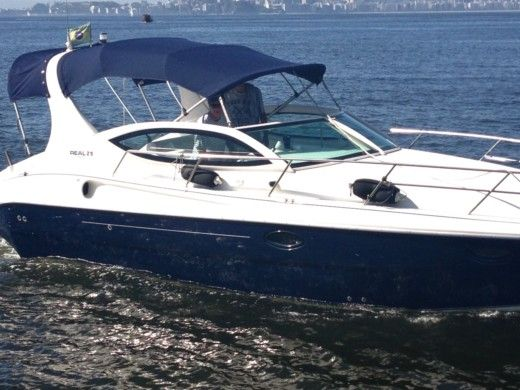 Motorboot Real Power Boats Real 29 zwischen Privatpersonen
