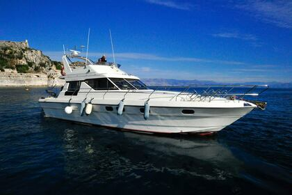 Hire Motorboat Princess 45 Corfu