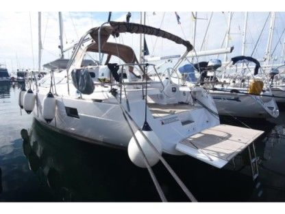Charter Sailboat Elan 45 Impression Punat