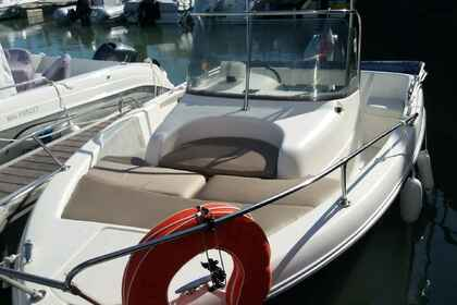 Rental Motorboat OMC Open SUNBIRD Royan