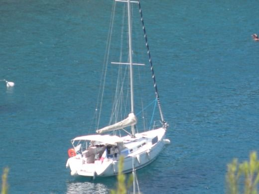 Charter Sailboat Dufour 425 Grand Large Saint-Mandrier-sur-Mer