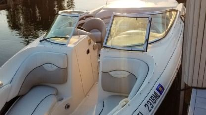 Miete Motorboot Sea Ray 240 Sundeck Pompano Beach