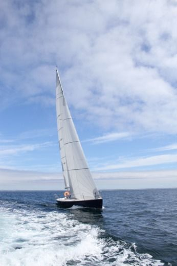 Rental Sailboat Jeanneau One Design 35 Concarneau