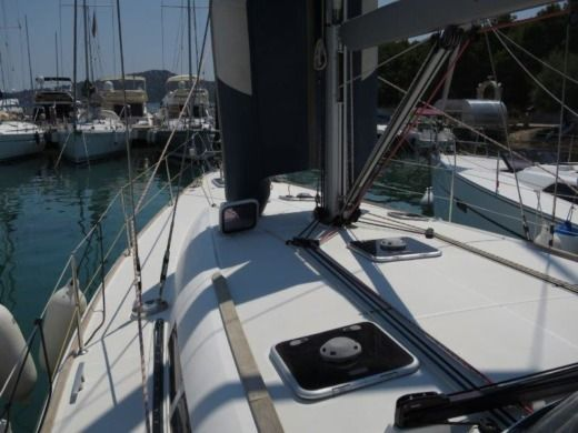 Jeanneau Sun Odyssey 49I in Rogoznica for hire