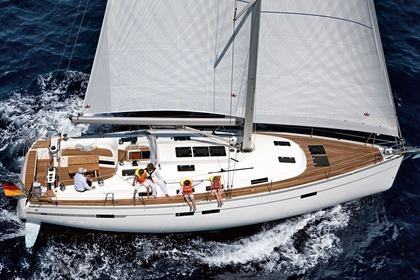 Charter Sailboat BAVARIA 45 Cruiser