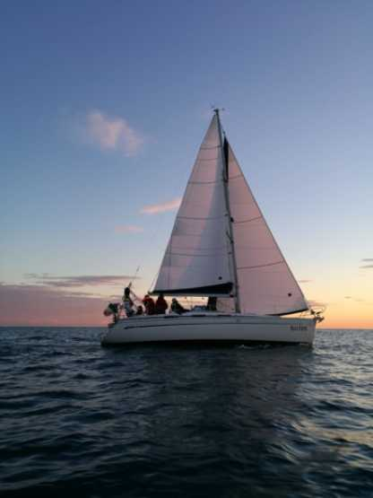Charter Sailboat Bavaria 34 Cruiser Genoa