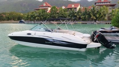 Rental Motorboat Sensation 2009 Seychelles