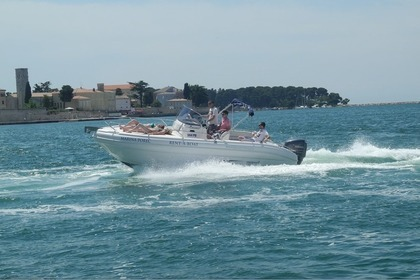 Hire Motorboat RANIERI Marvel Poreč