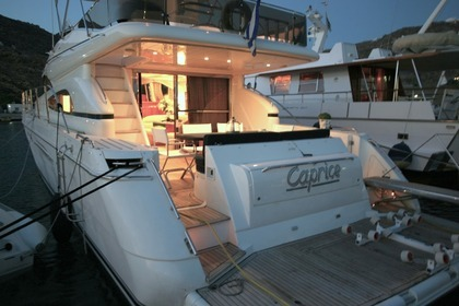 Charter Motorboat PRINCESS Vikings 65 Athens