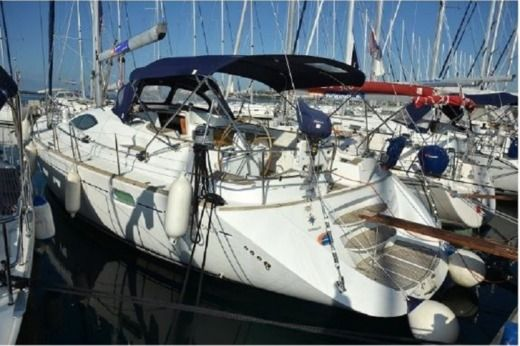 Sailboat Jeanneau 54 Ds