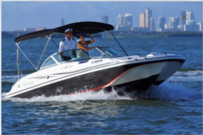 Rental Motorboat Hurricane 24 North Bay Village