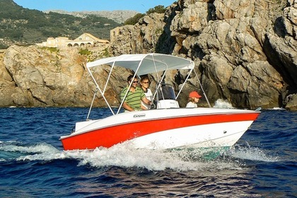 Charter Motorboat Compass 150 CC Sóller
