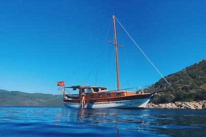 Hire Sailboat Gulet My Way Bodrum