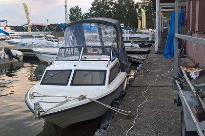 Hire Motorboat Weekend 480 Gizycko