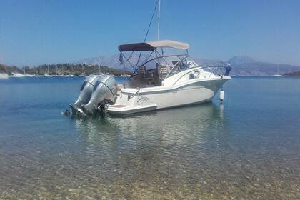 Rental Motorboat SPORTFISHING 26 Astakos
