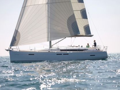 Rental Sailboat Jeanneau Sun Odyssey 449 Catania
