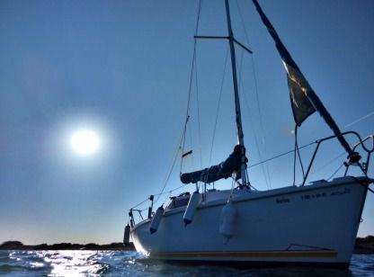 Rental Sailboat Jeanneau Sunway 21 Ibiza