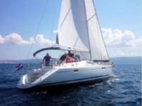 Rental Sailboat Jeanneau Sun Odyssey 54Ds Split