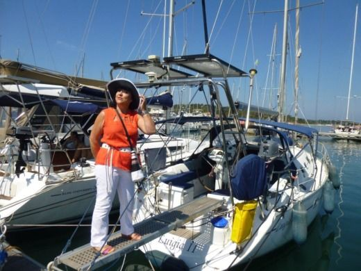 Jeanneau Sun Odyssey in Hyères for hire