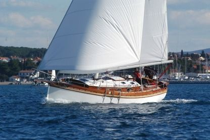 Rental Sailboat Enavigo Cutter Mali Losinj