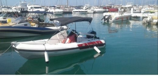 Gommone Hypart Enterprice Limited Rib 18 Carenacorsa A.m. 19