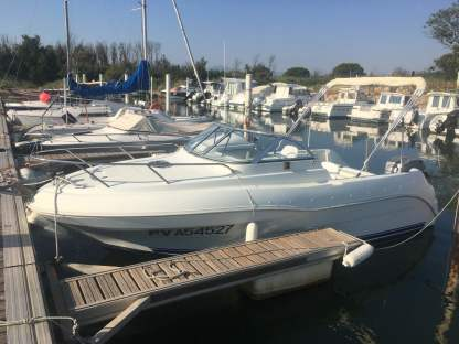 Miete Motorboot Quicksilver 590 Cruiser Sainte-Marie