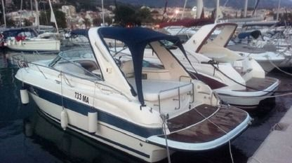 Rental Motorboat Bavaria 27 Sport Split