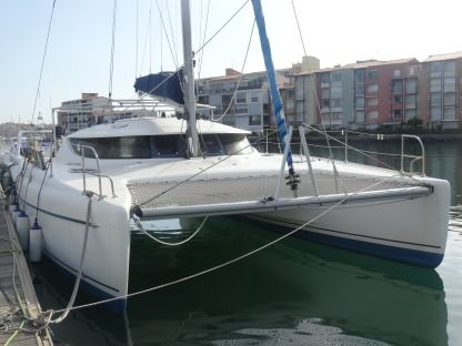 Location Catamaran Fountaine Pajot Athena 38 Agde