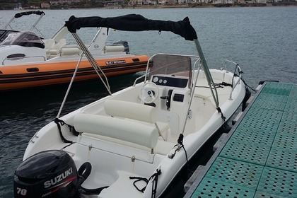 Hire Motorboat FISHER 17 Pag