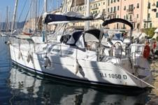 Sailboat Beneteau Oceanis Clipper 343