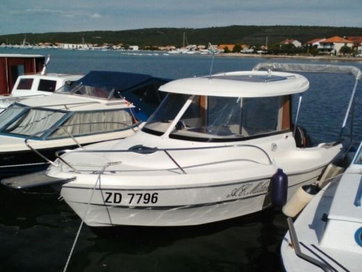 Quicksilver 530 Flamingo in Sukošan