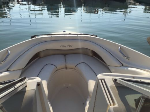 Sea Ray Select 200 à Cannes entre particuliers