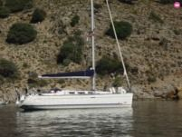 Rental sailboat in Dénia