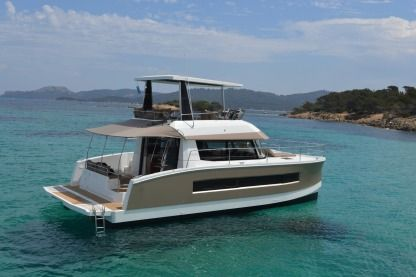 Location Catamaran Fountaine Pajot My 37 Cogolin