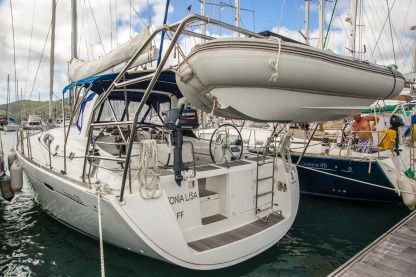 Charter Sailboat Beneteau Oceanis Family 50 Fort-de-France Bay